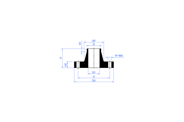 Flanges (SOLID TYPE)