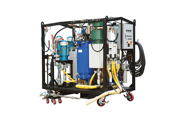High-performance Dual Component Airless Paint Spraying Equipment