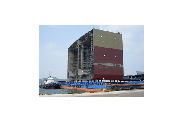 Ship Block Deck