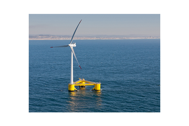 Floating Wind Turbine Structure