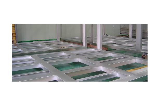 LCD 챔버 가공 사업
