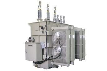 Power Substation Transformer