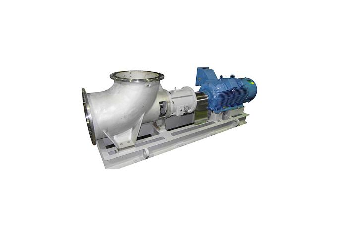 Axial Flow Pumps (Propeller Pumps)