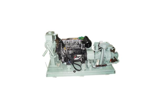 비상소화펌프