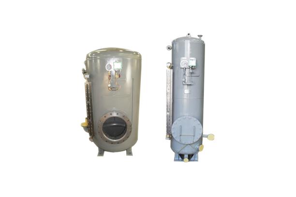 Fresh water pressure tank