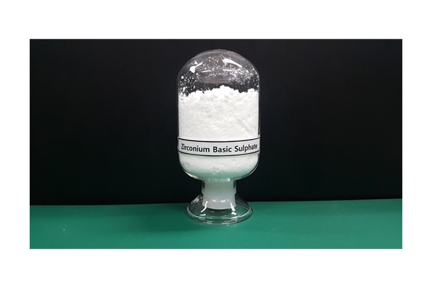 Zirconium Sulphate basic