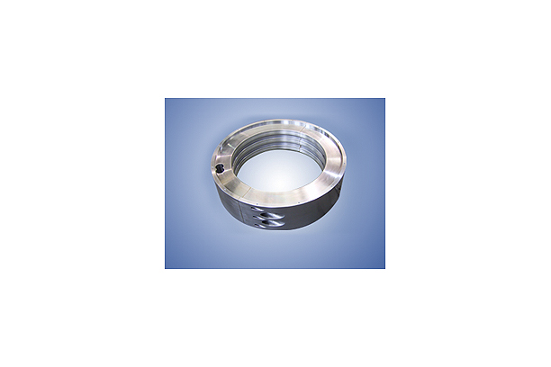 Oil distributor ring