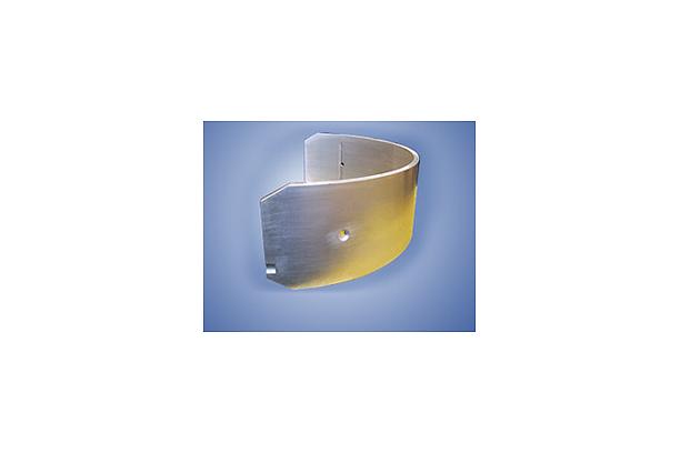 Bearing shell crankpin (Wartsila Ⅱ)