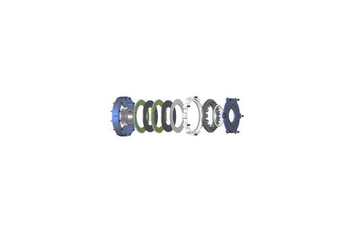 Hydraulic Clutches & Brakes