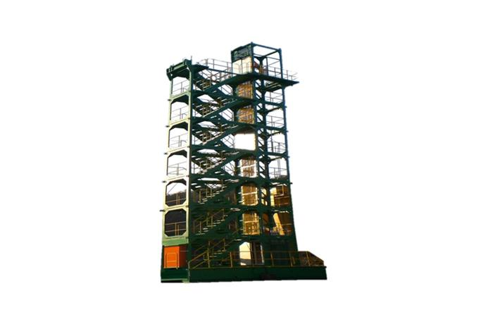 Elevating Tower