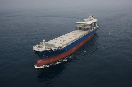Open Hatch General Cargo Carrier