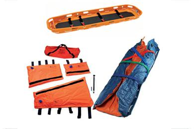 Safety Equipment (Basket Stretcher)