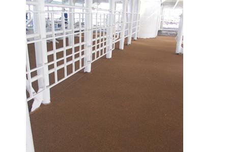 Non-Slip Flooring System