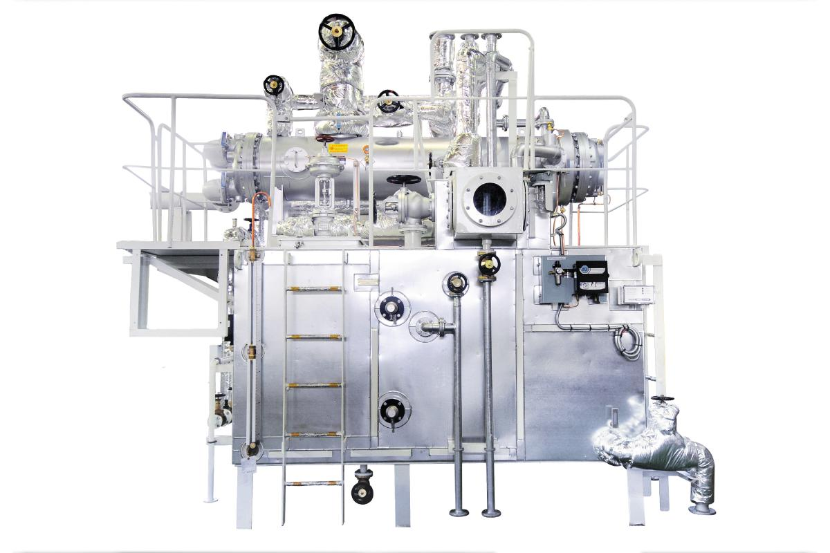 Boiler Feed Water Filter Tank
