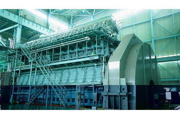 Diesel / Gas Power Plants