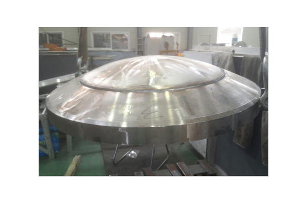 PRESSURE HATCH, COAMING