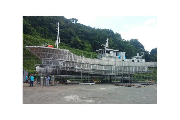 50톤 어선