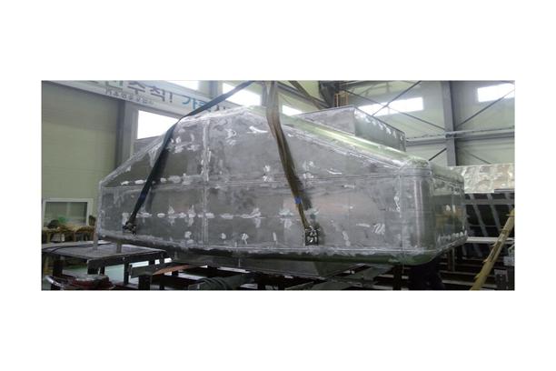 LNG TANK (알루미늄)