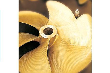 Propeller & Shaft