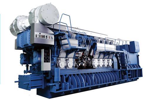 Engine Power Plant