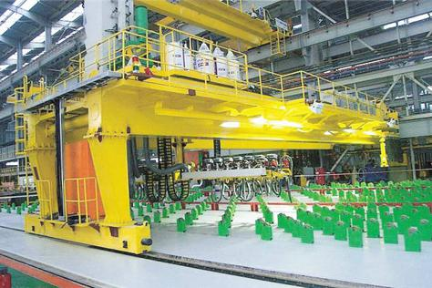Welding Gantry (Carriage Type)