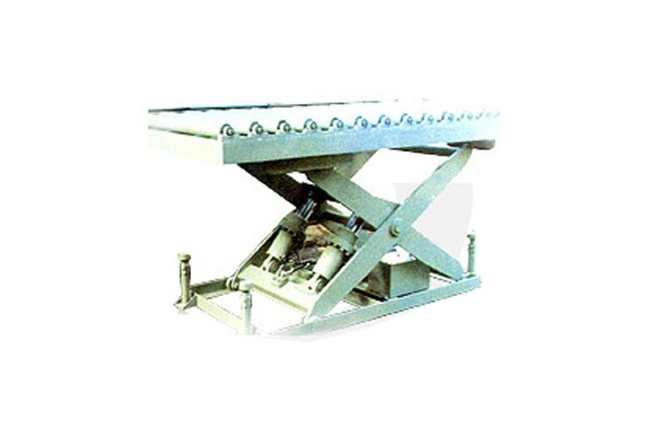 Roller Conveyor Type Table Lifter