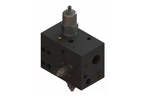 Cartridge & Manifold Block
