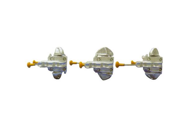Twistlock Semi Automatic Double Wire T7-1