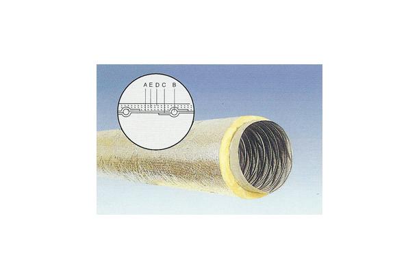 Fiber Flexible Air Duct