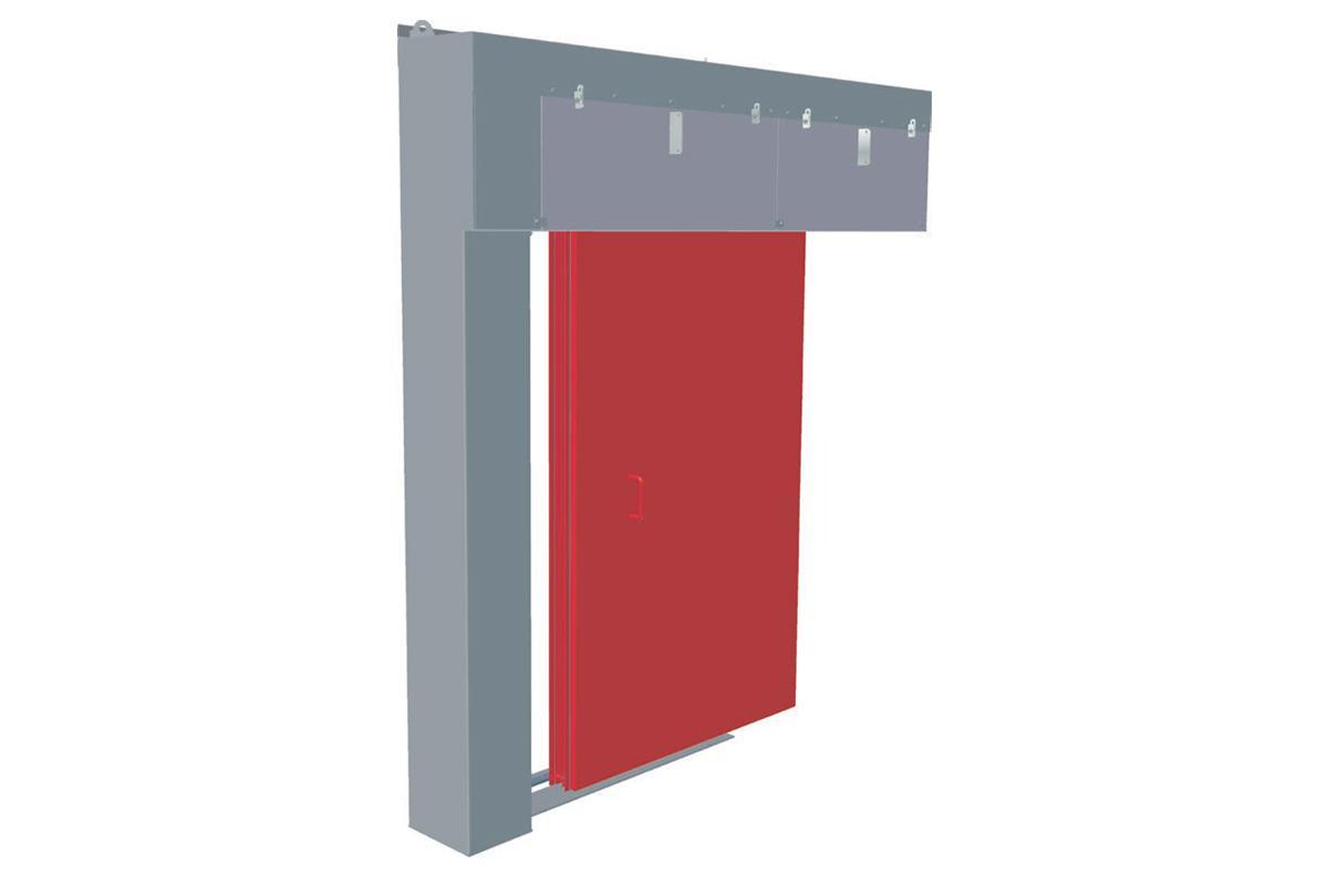 H Class Door