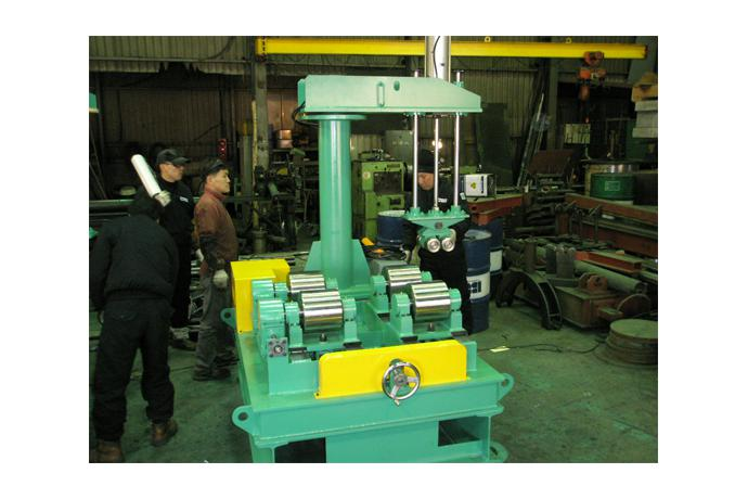 Clamping Turning Roll