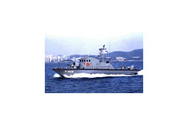 FRP선 (26M급 항만경비정)