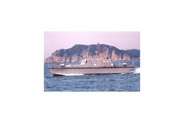 FRP선 (22M급 항만수송정)