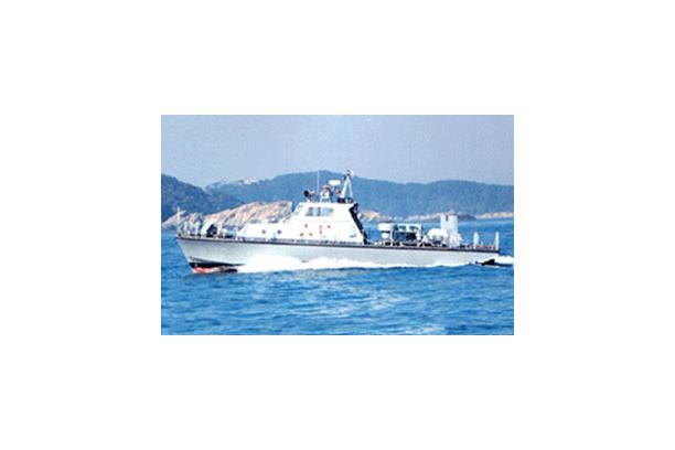 FRP선 (16M급 해안경비정)