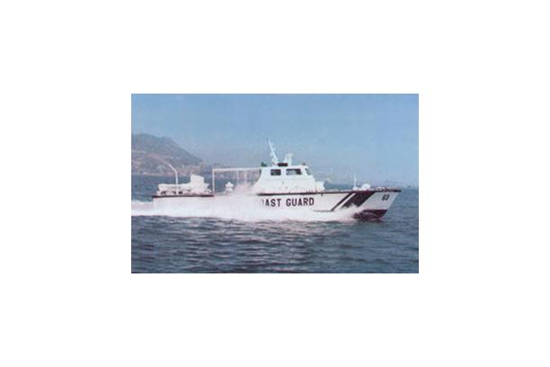 FRP선 (20M급 연안경비정)