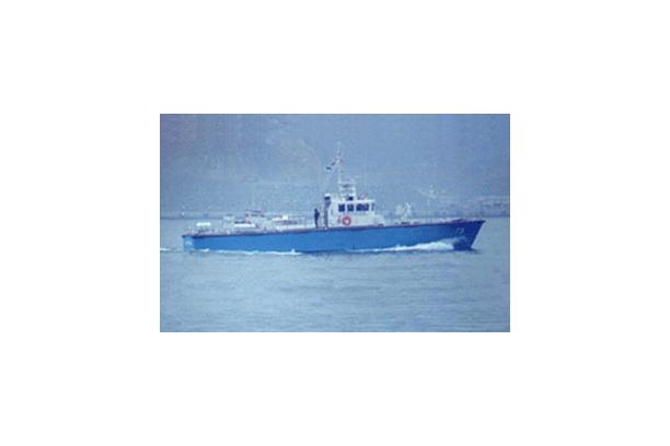FRP선 (25M급 연안경비정)