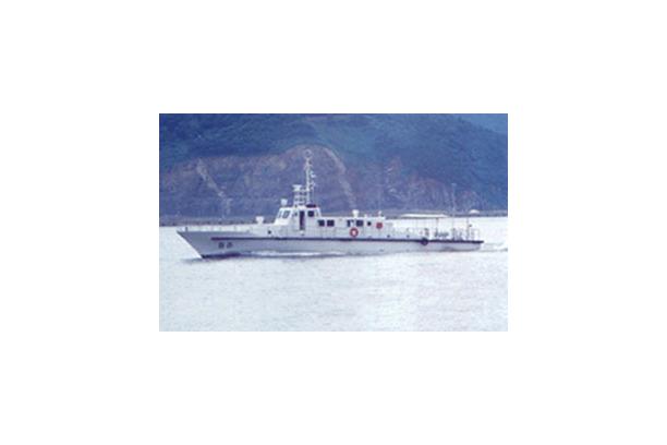 FRP선 (어업지도선 (GT 40/60 TONS))