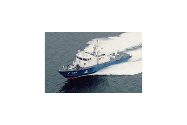 Aluminum Vessel (Fast Attack Boat)