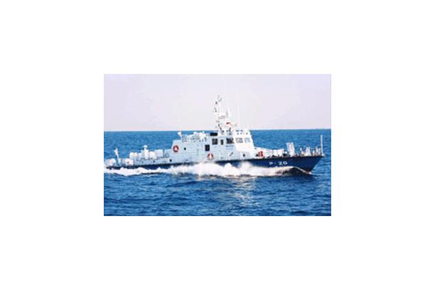 Steel Vessel (28M Coastal Patrol Boat)