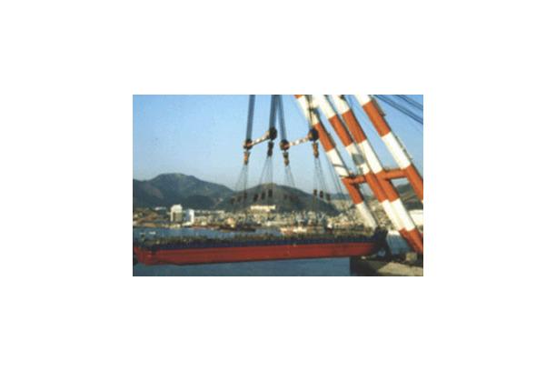 Steel Vessel (Barge)
