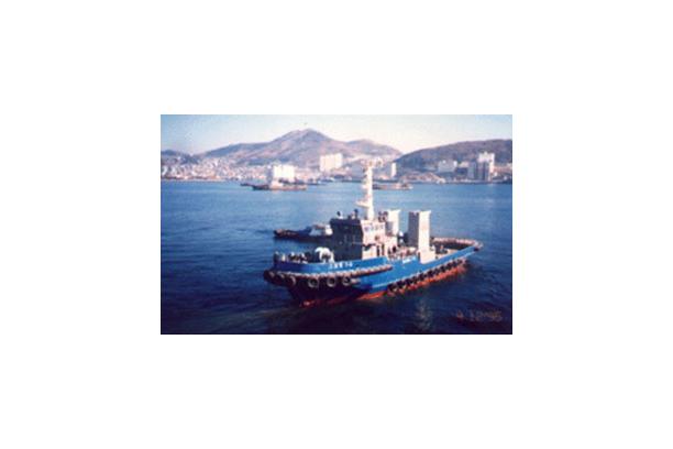 Steel Vessel (Tug-Boat)