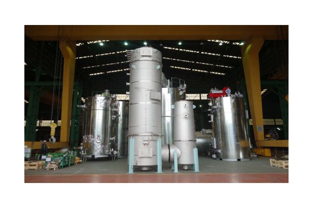 SOx SCRUBBER (EXHAUST GAS CLEANING SYSTEM)