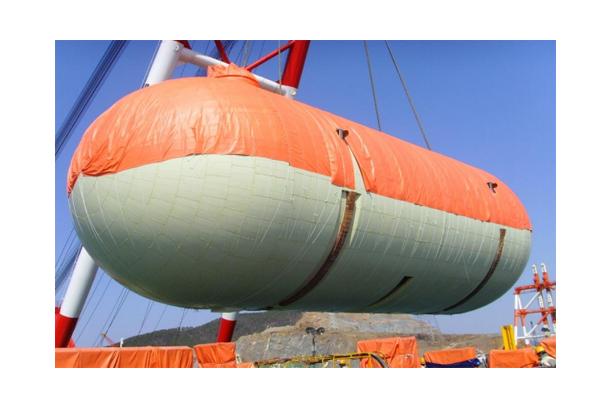 LNG/LEG/LPG SHIP TANK INSULATION (PANEL)