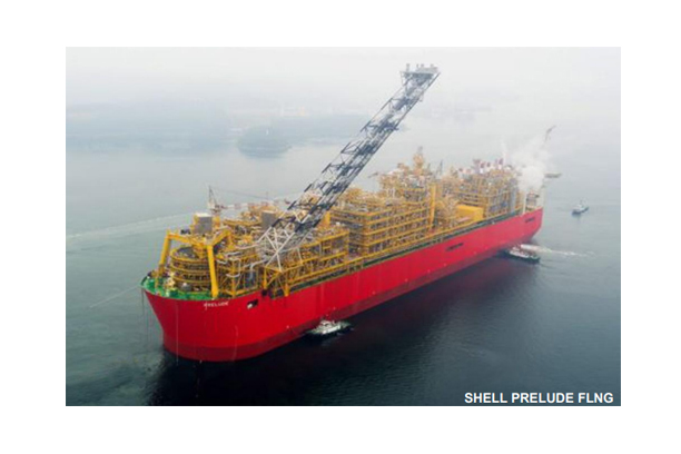 FLNG/OFFSHORE TANK & PIPE INSULATION
