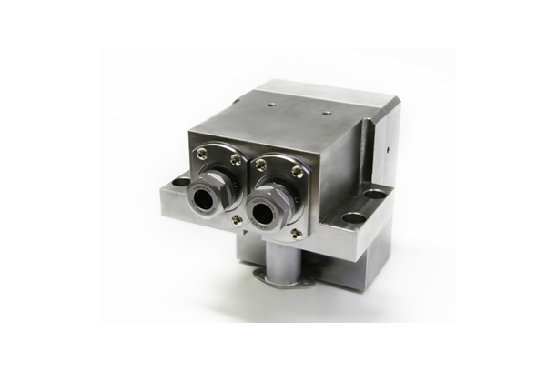 2-AXIS CROSS DRILL UNIT (SPECIAL PART)