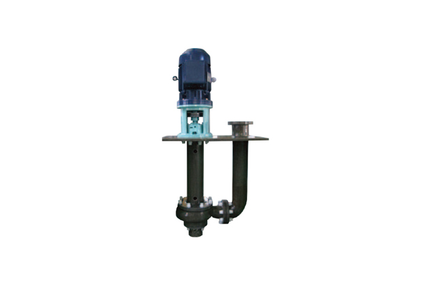 VERTICAL FRP SUMP PROCESS PUMP