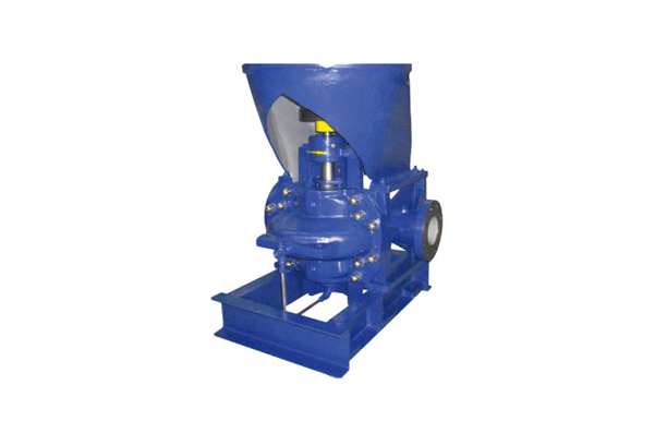 VERTICAL DOUBLE SUCTION PUMP