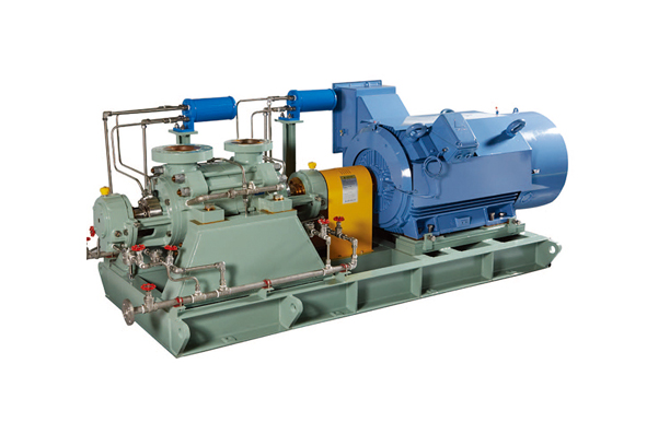 HIGH PRESSURE MULTI-STAGE TURBINE PUMP