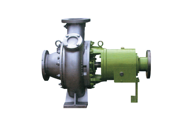 NON-CLOG SCREW CENTRIFUGAL PUMP