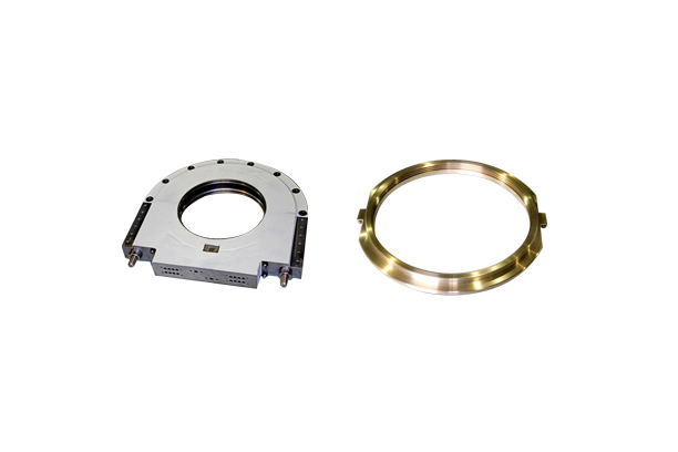 AXIAL VIBRATION DAMPER & SCRAPER RING